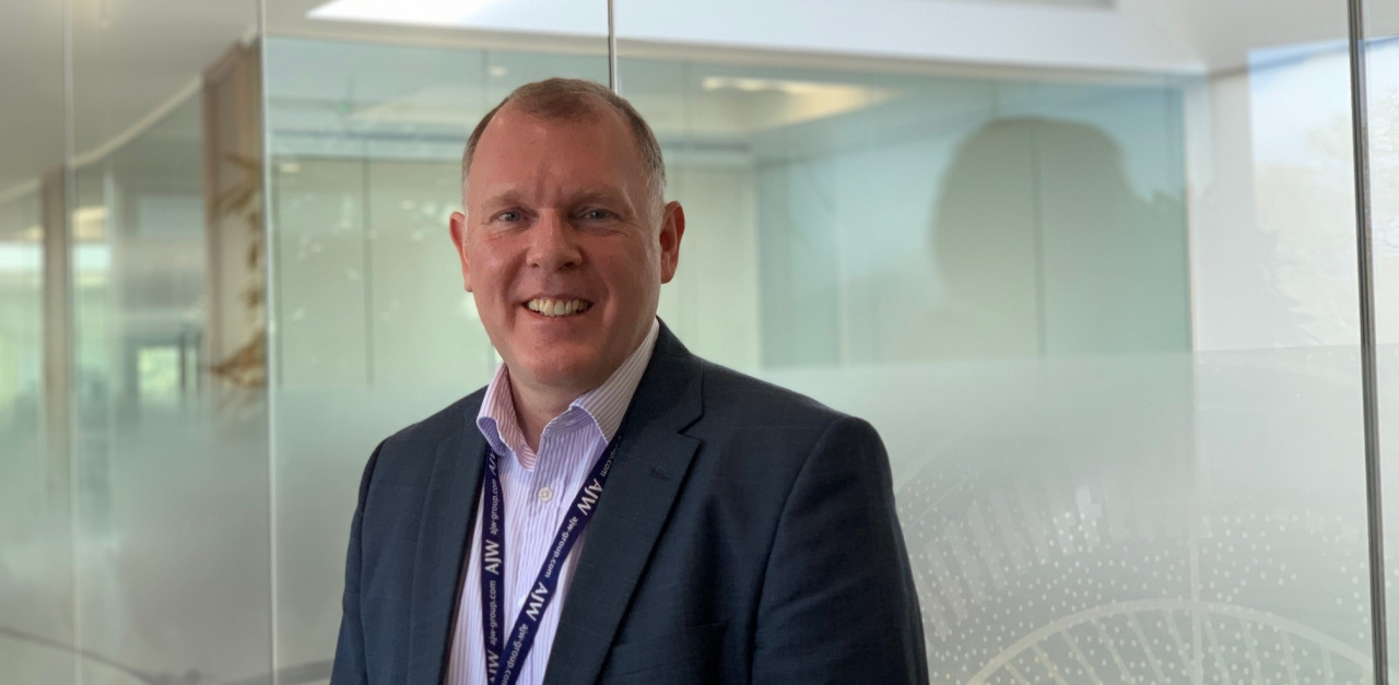 AJW Group appoints Barry Swift as Group Director of Procurement