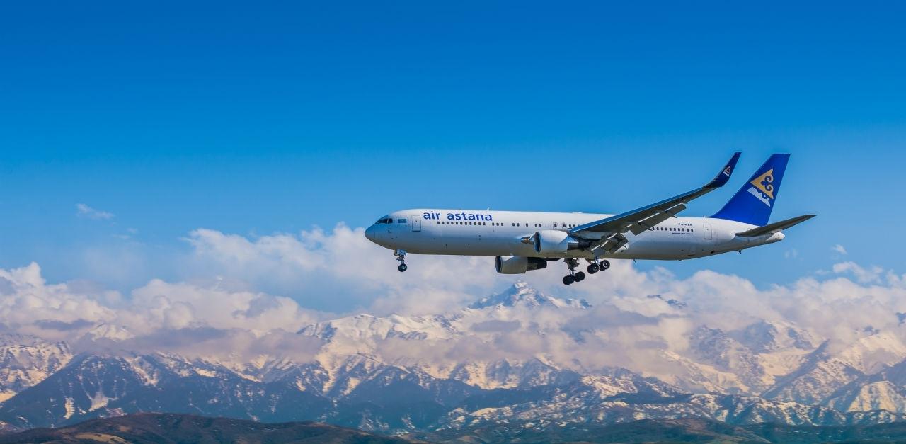 Air Astana Extends PBH Contract | AJW Group