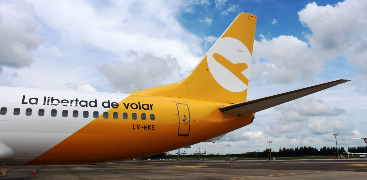 AJW awarded new PBH contract with Flybondi.com