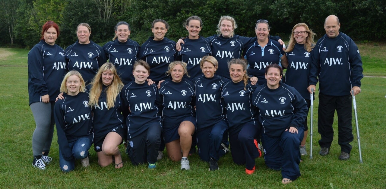 AJW Group Becomes Sponsor of Horsham Ladies Rugby Team