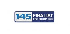 AJW Technique shortlisted for 2017 Top Shop Awards